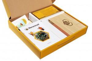 Bieneninsel - Paketinhalt